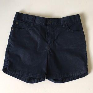 Gap kids navy shorts